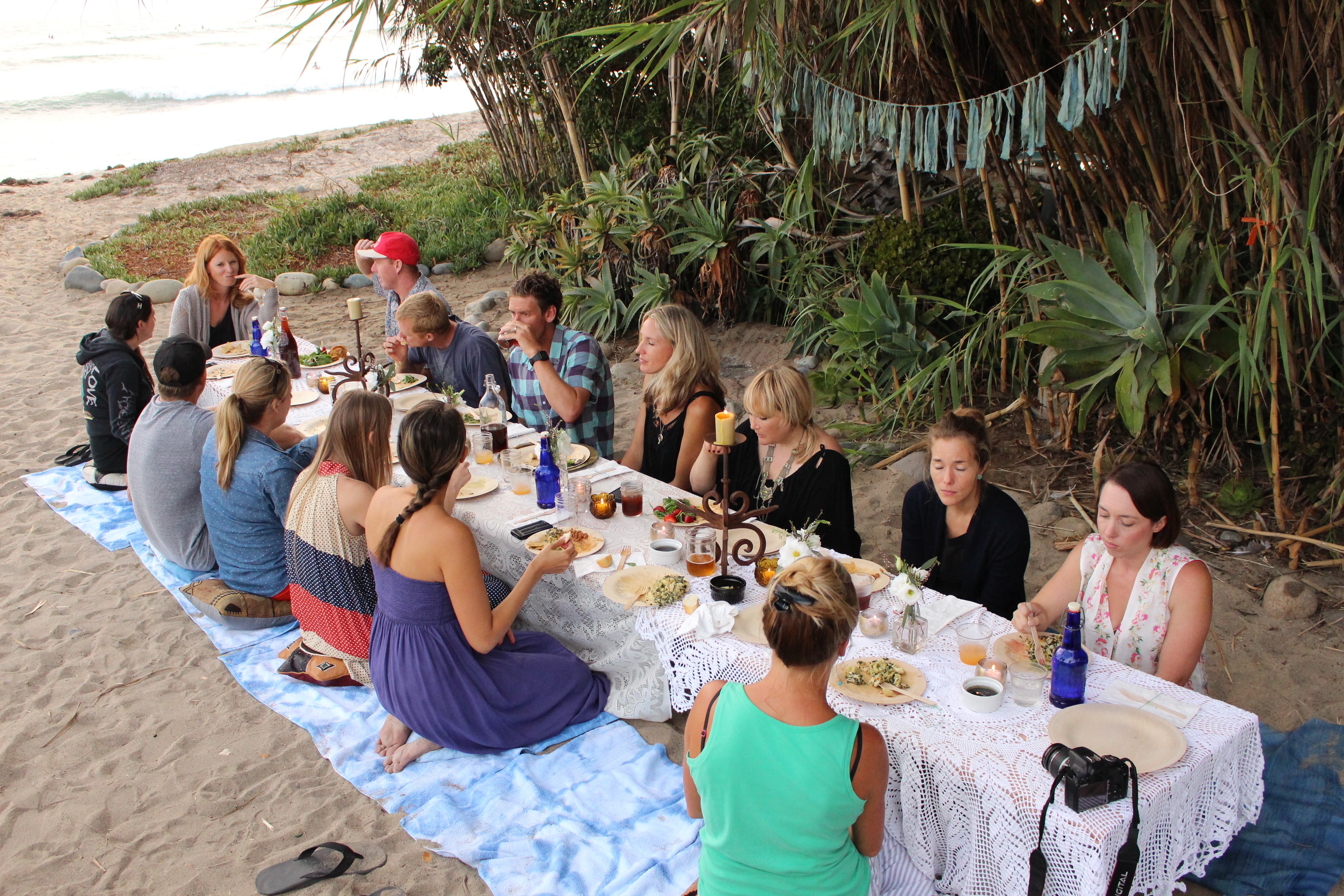 Easy Diy Beach Birthday Party Decor Casa Mochi